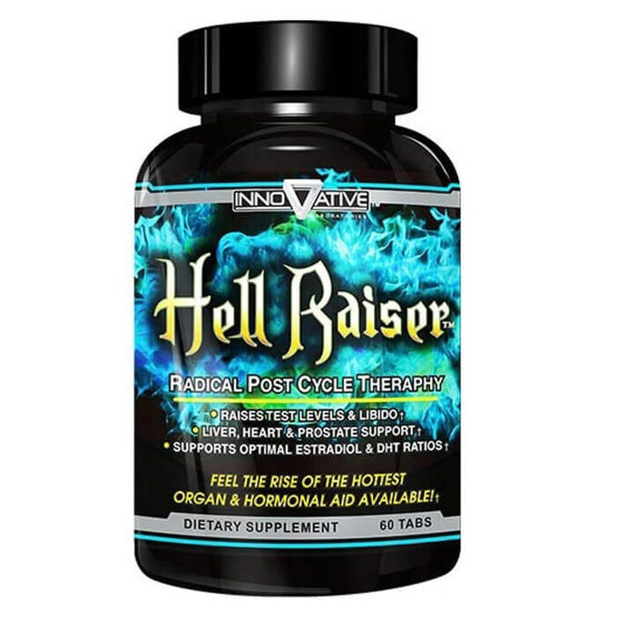 Innovative Labs Hell Raiser 60 Capsules