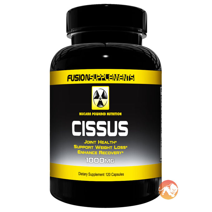 Fusion supplements Cissus 120 Caps