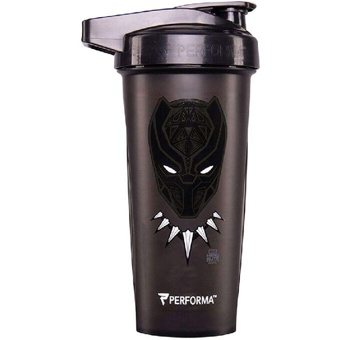 Performa Shakers Black Panther Activ Shaker 800ml
