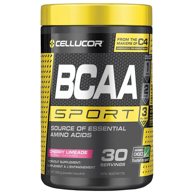 BCAA Sport 30 Servings Cherry Limeade