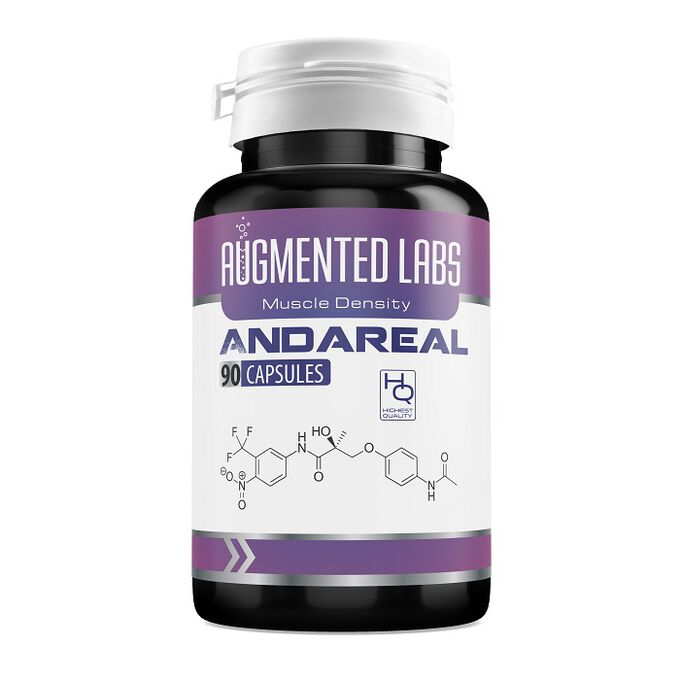 Augmented Labs Andareal 90 Capsules