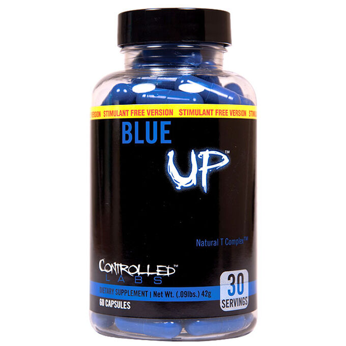 Controlled Labs Blue Up Stim Free