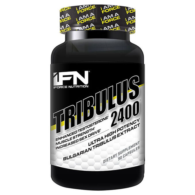 IForce Nutrition Tribulus Terrestris 90 Caps