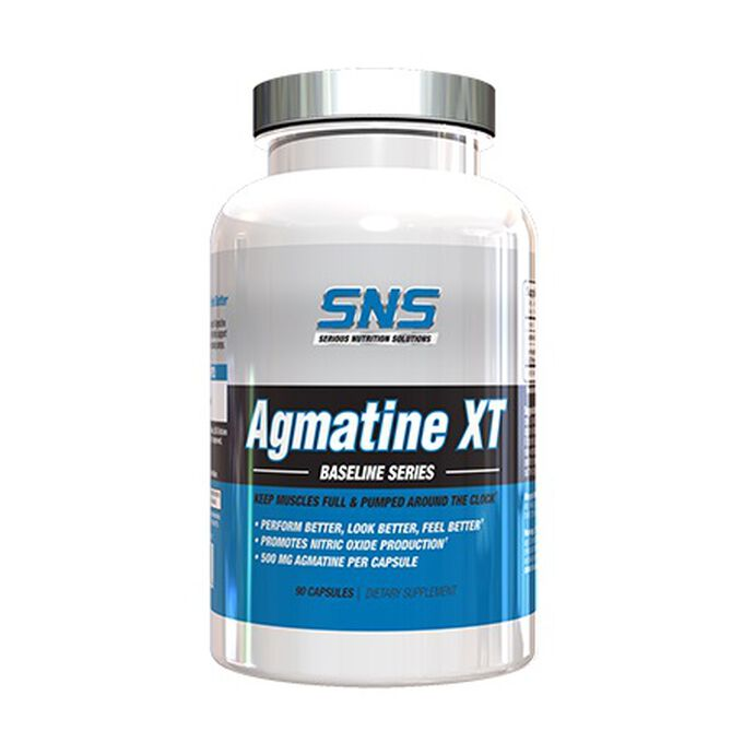 Serious Nutrition Solutions Ag-Matine XT Pumps and Endurance 90 Capsules