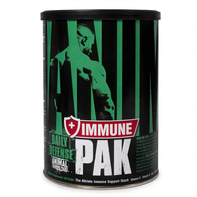Universal Animal Immune Vitamin and Mineral Support Stack 30 Packs