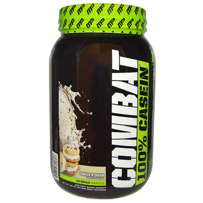 MusclePharm Combat Casein 2lb Cookies and Cream