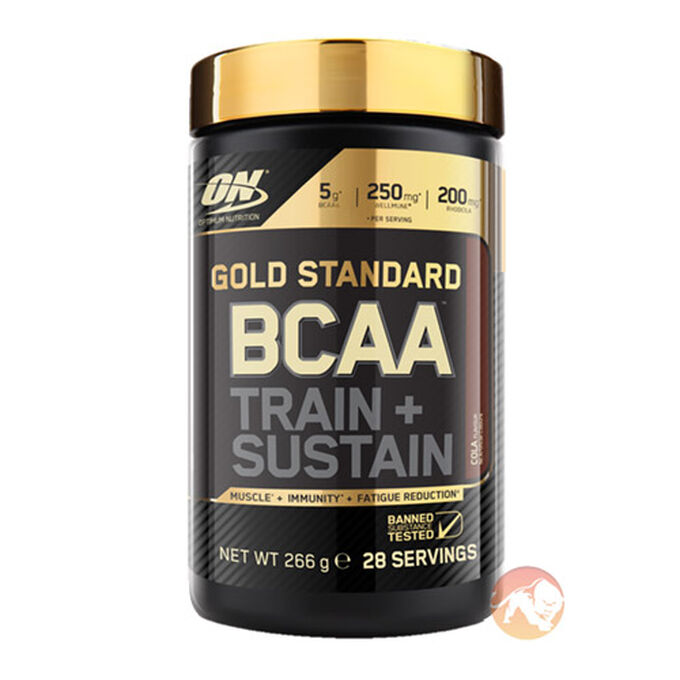 Gold Standard BCAA 28 Servings Raspberry and Pomegranate