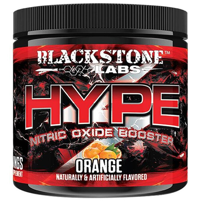 Blackstone Labs Hype 30 Servings Orange