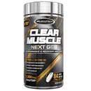 Clear Muscle Next Gen 84 Softgels
