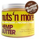 Nuts n More Hemp Peanut Butter 454g