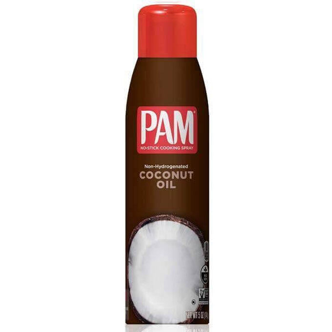 PAM PAM Coconut Oil Spray 141ml