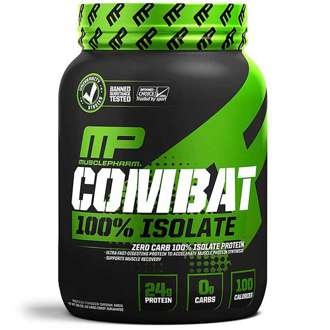 Combat Sport Isolate 2lb - Chocolate