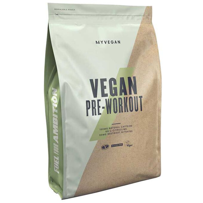 Myprotein Myprotein Vegan Pre-Workout V2 17 Servings Sour Apple