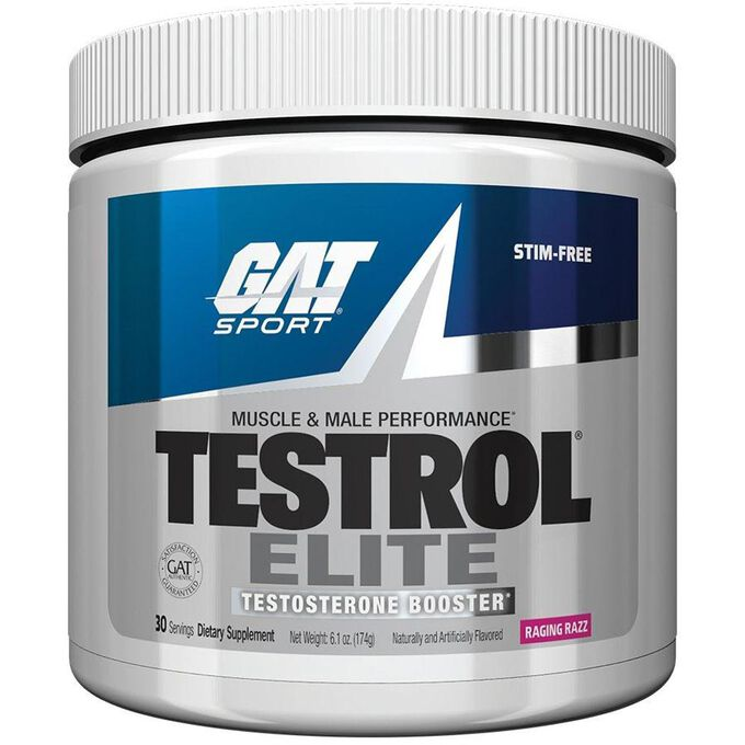 Testrol Elite 30 Servings Raging Razz