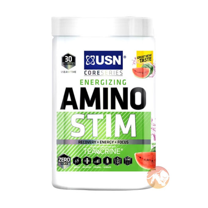 Amino Stim 30 Servings Strawberry Limeade