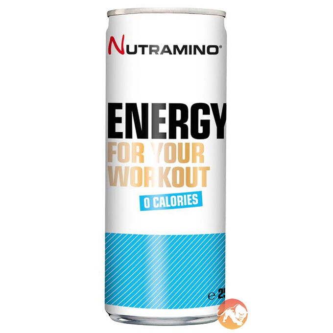 Nutramino Energy 250ml Zero Cals