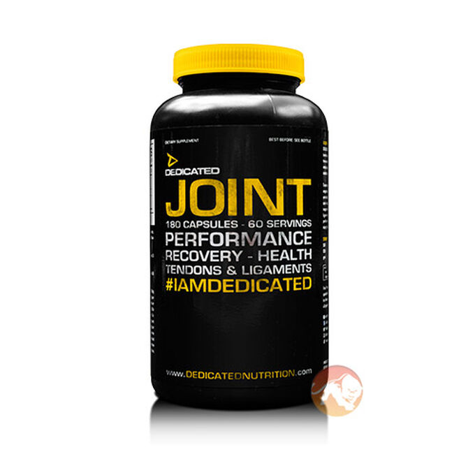 Dedicated Nutrition Dedicated Joint 180 Caps