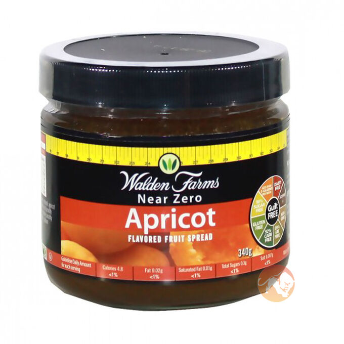 Walden Farms Apricot Fruit Spread 12oz