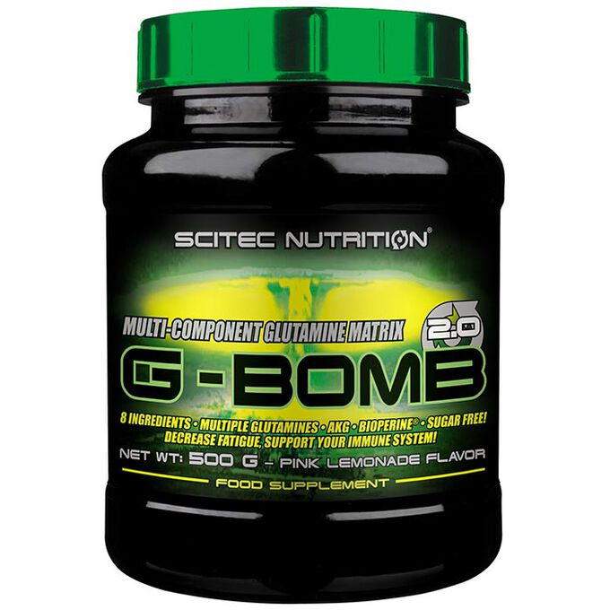 Scitec Nutrition G-Bomb 2.0 35 Servings Ice Tea