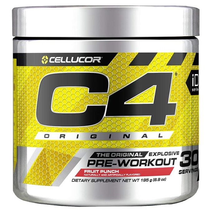 Cellucor C4 30 Servings Icy Blue Razz
