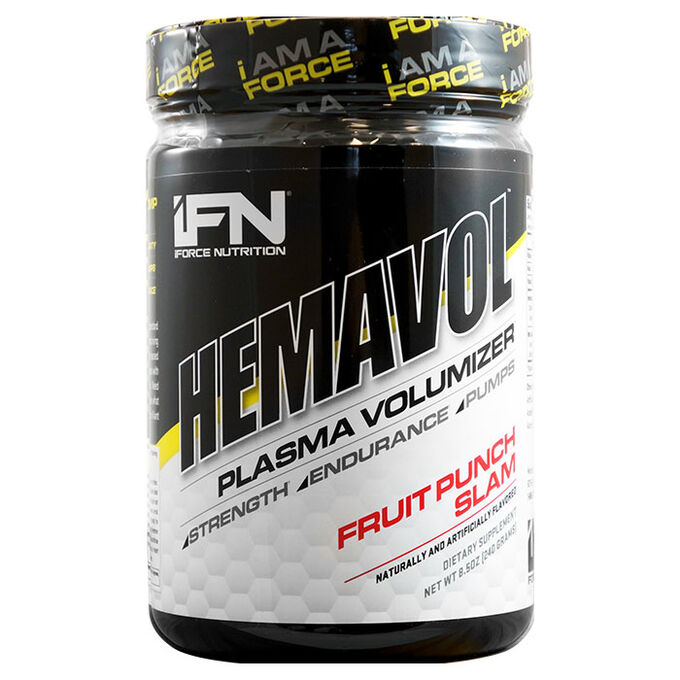Hemavol Powder 240g Fruit Punch