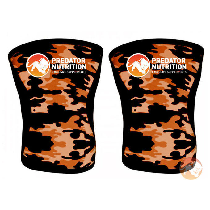 Predator Nutrition Predator Knee Sleeves Large