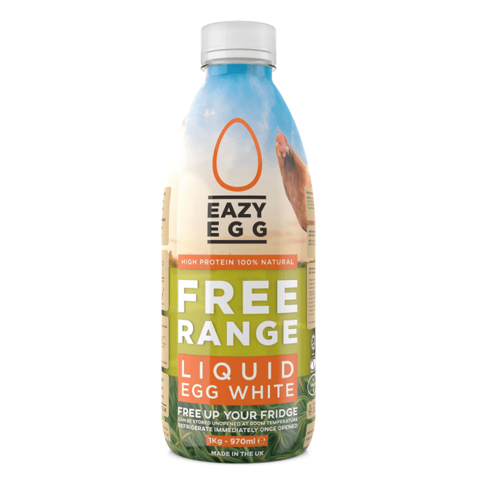 Liquid Egg White High Protein 1kg
