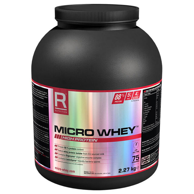 Micro Whey 5lb - Chocolate