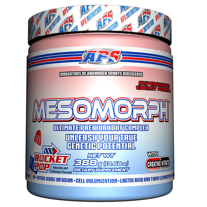 Buy APS Mesomorph V3 Pre-Workout | Creatine Nitrate