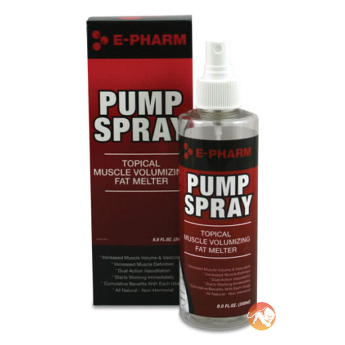 Pump Spray 8fl.oz