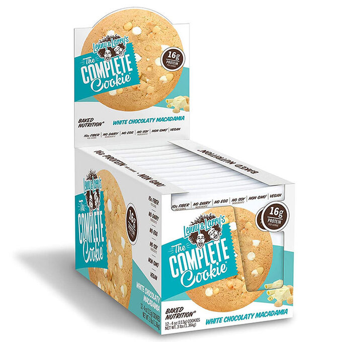 Complete Cookie 12 Pack Pumpkin Spice