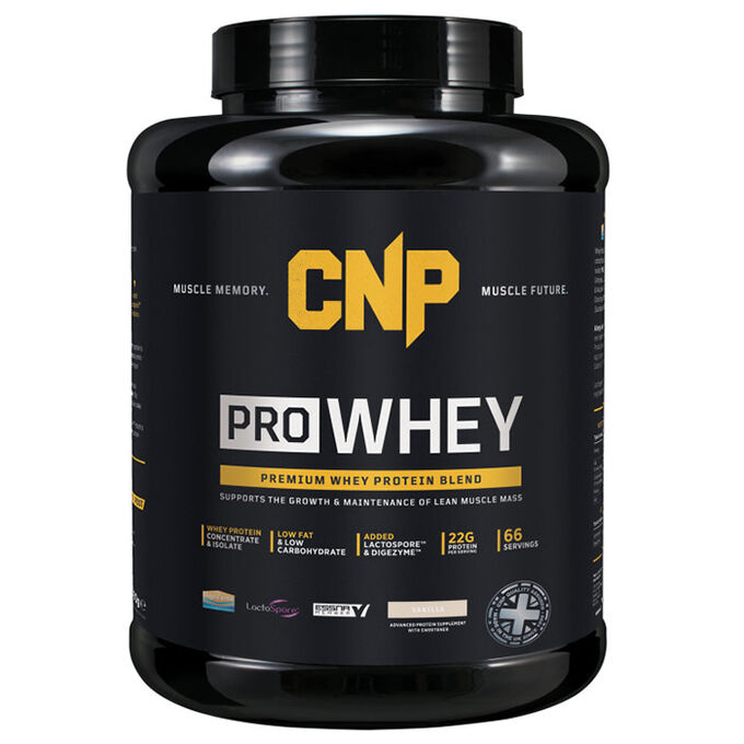 CNP Professional Pro Whey 2kg Vanilla