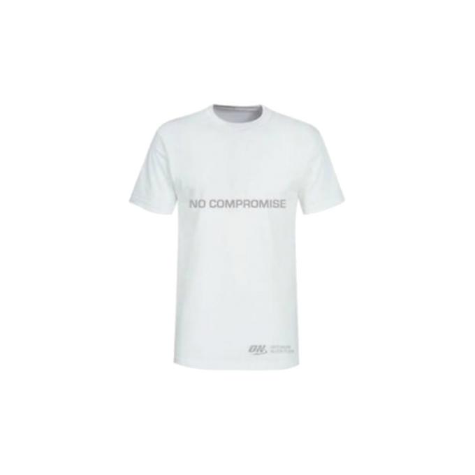 Optimum Nutrition No Compromise T-shirt