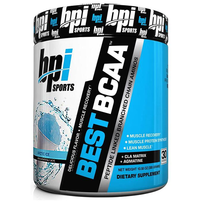 Best BCAA 30 Servings Arctic Ice