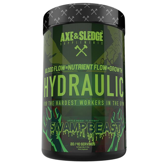 Axe & Sledge Hydraulic 40 Servings Swamp Beast