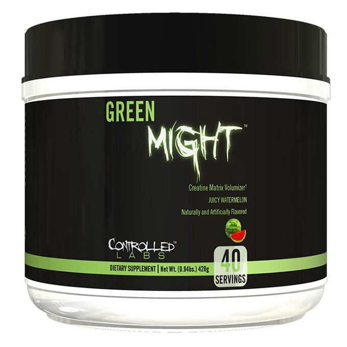 Controlled Labs Green Might 40 servings Watermelon