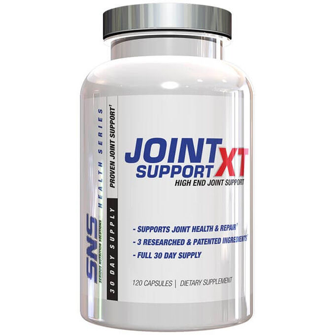 Serious Nutrition Solutions Joint Support XT 120 Caps
