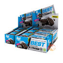 Best Protein Bar 12 Bars Cookies & Cream