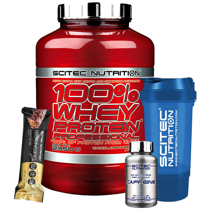100% Whey Protein Professional 2350g Chocolate