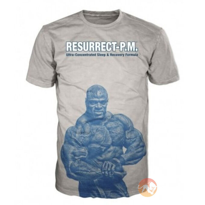 Resurrect PM T-Shirt - BLUE