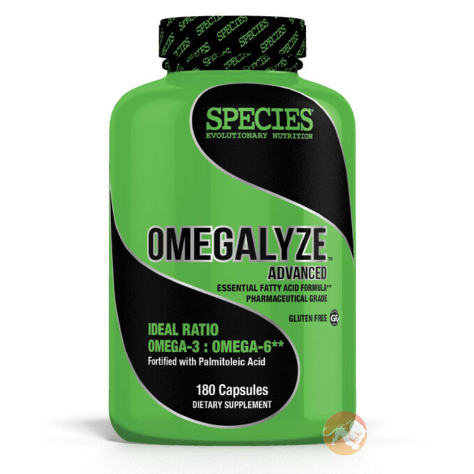 Species Nutrition Omegalyze Advanced 180 caps