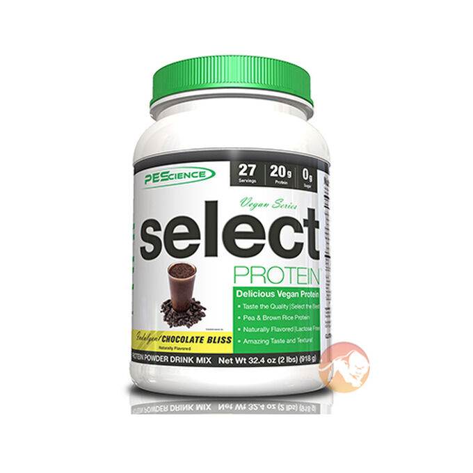 Select Protein Vegan Series 27 Servings Peanut Butter Delight