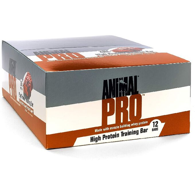 Universal Animal Pro High Protein Training Bar 12 Bars Chocolate Peanut Butter Crunch