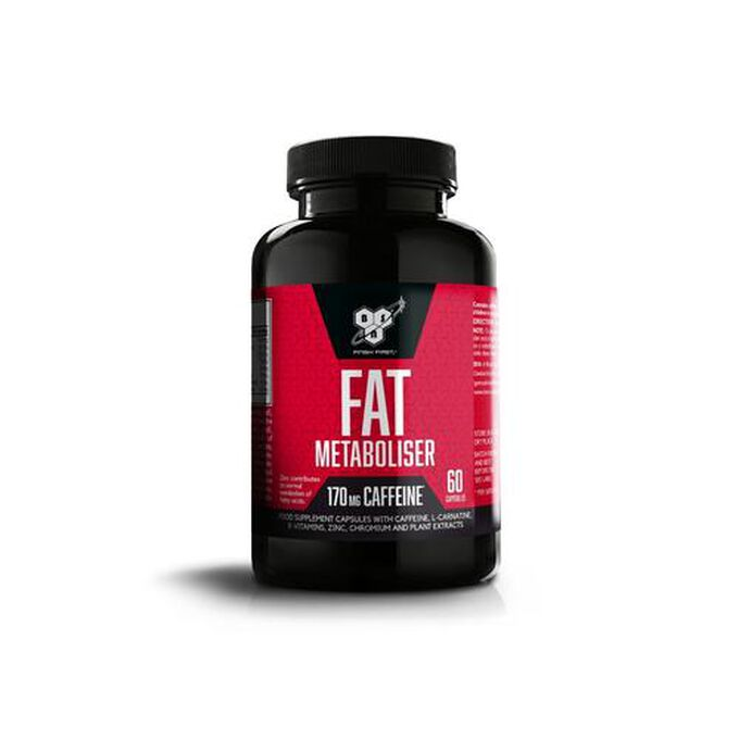 BSN Fat Metaboliser 60 Capsules
