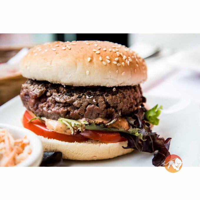Kezie Foods Bison Burgers (2 in a 220g Pack)