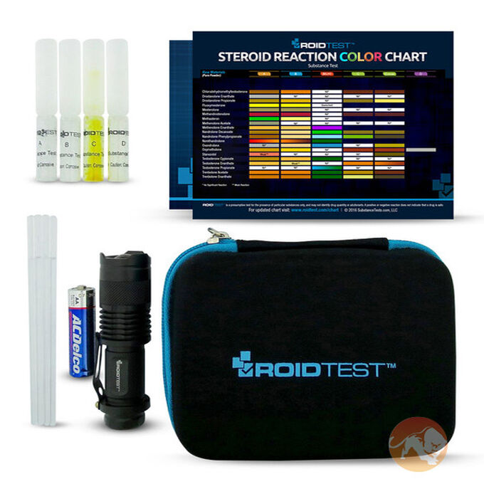 Roidtest Advanced Field Kit