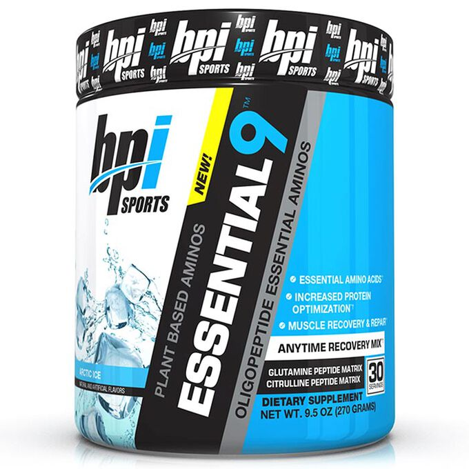 Essential 9 30 Servings Arctic Ice