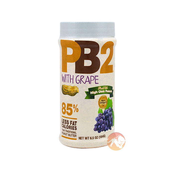 PB2 Peanut Butter 184g Grape