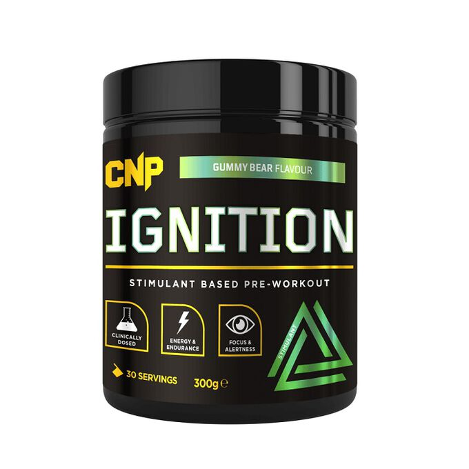 CNP Professional Ignition 30 Servings Gummy Bear