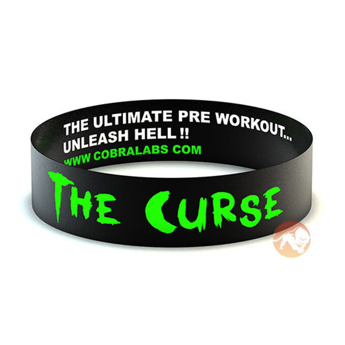Cobra Labs The Curse Wrist Band